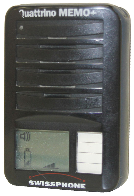 Analoger Pager